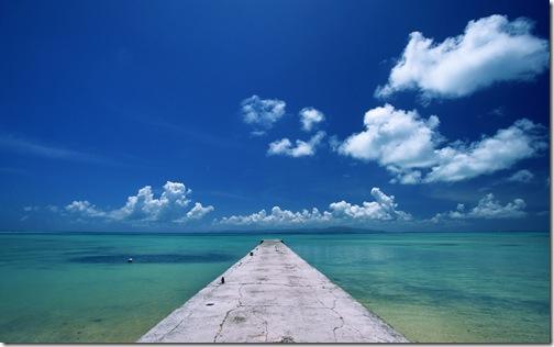 пляж острова Окинава (2)