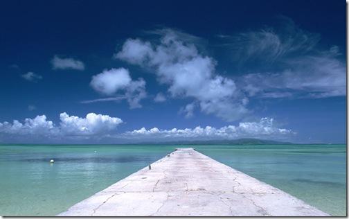 пляж острова Окинава (3)