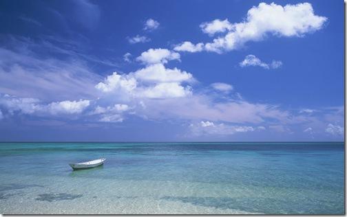 пляж острова Окинава